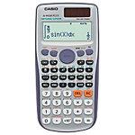 Casio Schulrechner FX 991DE Plus 8 x 16,1 x 1,3 cm Grau