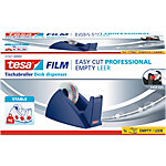 Tesa Easy Cut Tischabroller Blau 19 mm x 33 m
