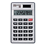 Office Depot Taschenrechner AT 810 7 x 11,8 x 1,1 cm Silber