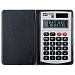 Ativa Taschenrechner AT 809 6 x 9,9 x 1,1 cm Silber