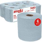 Wypall Wischtücher L10 1 lagig Blau 20 x 20,5 cm 6 Rollen