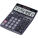 Casio Tischrechner DJ 120D 14 x 19,1 x 3,5 cm Dunkelblau