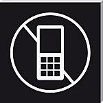 Sigel Piktogramm Handy verboten 85 x 85 mm