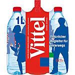 Vittel Mineralwasser 251981 Inhalt 6x 1 Liter