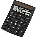 Citizen Taschenrechner ECC210 14,2 x 14,2 x 28,4 cm Schwarz