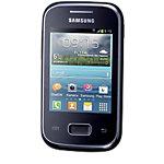 Samsung Mobiltelefon Galaxy Pocket Plus Schwarz