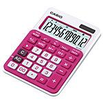 Casio Tischrechner MS 20NC 10,45 x 14,95 x 2,2 cm Pink