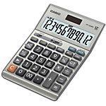 Casio Tischrechner DF 120BM 12,7 x 18 x 3,3 cm Silber
