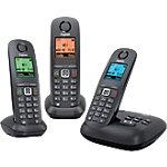 Gigaset DECT Telefon A540A TRIO Schwarz