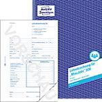 Avery Zweckform Formularbücher Lohnabrechnung für Mini jobs DIN A4 50 Blatt
