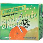 Weser Gold Fruchtgetränk Apfel Orange Zitrone