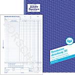 Avery Zweckform Reisekostenabrechnung 741 DIN A4 50 Blatt