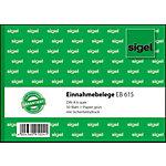 Sigel Einnahmebeleg EB615 DIN A6 50 Blatt