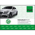 Sigel Fahrtenbuch FA614 DIN A6 40 Blatt