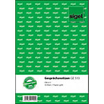 Sigel Gesprächsnotiz GE513 DIN A5 50 Blatt