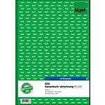 Sigel Kassenbuch Steuerschiene 300 DIN A4 2 x 50 Blatt