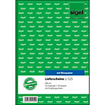 Sigel Lieferschein LI525 DIN A5 2 x 50 Blatt