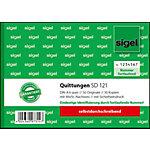 Sigel Quittung SD121 DIN A6 2 x 50 Blatt