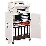 Durable Printerstandaard Mobile Lichtgrijs 528 x 400 x 737 mm