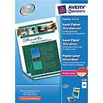 Avery Zweckform 1198 Laser fotopapier A4 Glanzend 120 g