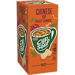 Cup a Soup Soep Chinese kip 21 Stuks