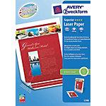 Avery 1398 Laser fotopapier A4 Glanzend 200 g