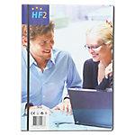 HF2 Showalbum met frontview A4 Zwart   10 Hoezen