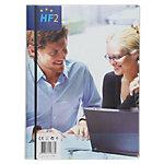HF2 Showalbum met frontview A4 Zwart   30 Hoezen