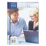 HF2 Showalbum met frontview A4 Zwart 210 x 297 mm 40 Hoezen