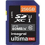 Integral SDXC Card 256GB SDXC UltimaPro 256 GB