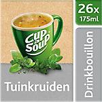 Cup a Soup Drinkbouillon Tuinkruiden 26 Stuks