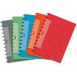 ADOC PAP EX Book Colorlines A4 Schrift Kleurenassortiment Gelinieerd A4 21 x 29,7 cm 90 g
