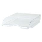 CEP Pro Brievenbakje Crystal A4 450 x Vel(len) Kunststof 26 x 34,5 x 6,4 cm