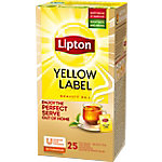 Lipton Thee Yellow Label 25 Zakjes