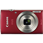 Canon Digitale Compact Camera 185 20 Megapixel Rood