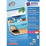Avery 2798 Laser fotopapier A4 Glanzend 200 g