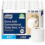 Tork Toiletpapier 110405 4  laags Pak 42