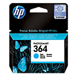 HP 364 Original Inktcartridge CB318EE Cyaan