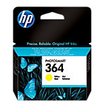 HP 364 Original Inktcartridge CB320EE Geel