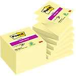 Post it Super Sticky Z notes Geel Unruled 76 x 76 mm 74 g