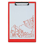 Office Depot Klembord Rood A4 34 x 23,5 cm