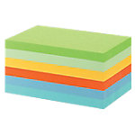 Post it 6551GB Recycled notes Kleurenassortiment 76 x 127 mm 76 x 127 mm 80 g