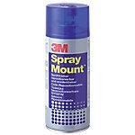 3M Lijmspray Spray Mount Transparant  Kleeft onmiddellijk, maar blijft verplaatsbaar