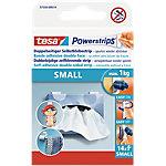 tesa Small Powerstrips 15 x 35 mm 14 Strips