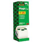 Scotch Magic 810 Mat 19 mm x 33 m 7 rollen + 1 rol gratis