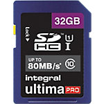 Integral SDHC Card 32GB SDHC UltimaPro 32 GB