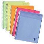 Clairefontaine Linicolor Notitieboek Multi kleuren Gelinieerd A4+   90 g