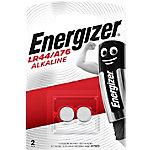 Energizer Batterijen Alkaline LR44 Pak 2