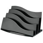 CEP 350 R Brievenhouder Zwart 75 enveloppen Polystyreen 22,5 x 13 x 12,7 cm