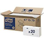 Tork Handdoeken 471079 2  laags Pak 20